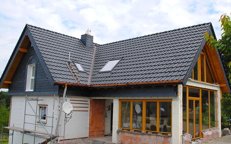 Umbau eines Einfamilienhauses in Wipperfürth-Kupferberg